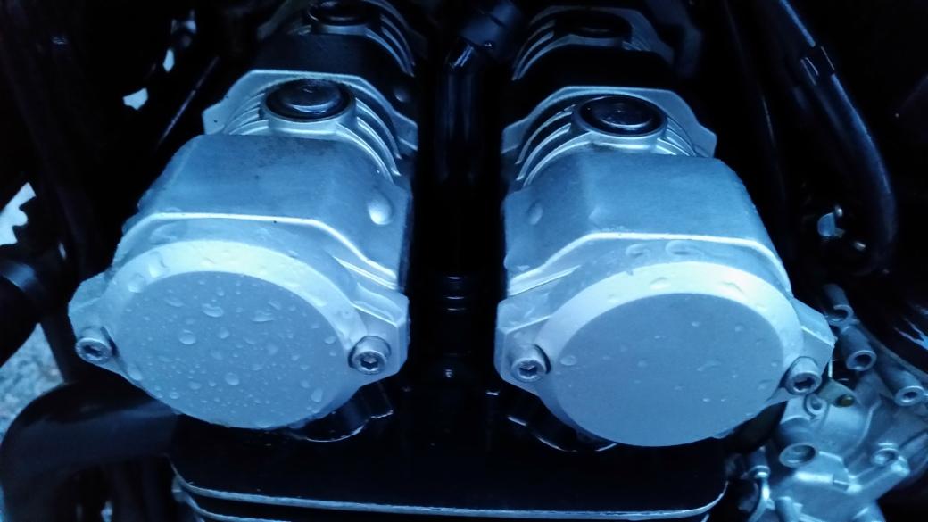 Engine after 2