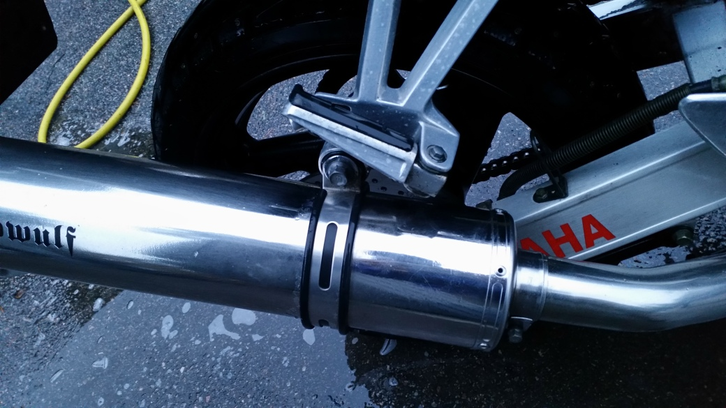 Exhaust after